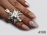 Серебряный кулон Ведьмак (Witcher) 925 пробы, фото 2
