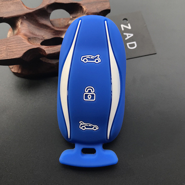 Чехол для ключа Tesla Model 3,Model S,Model X,Roadster