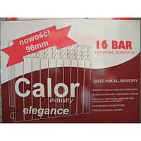 Алюминиевый радиатор Calor 500*76