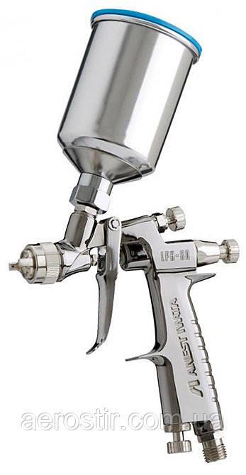 Миникраскопульт Iwata LPH-80 с металлическим бачком