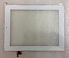 Оригинальный тачскрин (сенсорное стекло) для Prestigio MultiPad 2 Ultra Duo 8.0 PMP7280C (белый, самоклейка)