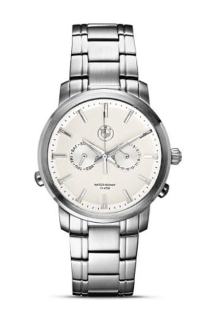 Оригинальные мужские часы BMW Men's Watch Metal Strap (80262365445)