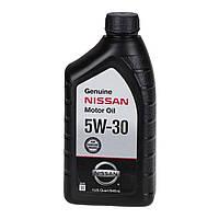 Масло моторное Nissan Genuine Motor Oil 5W30 0.946 л,999PK005W30N