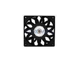 Вентилятор (кулер) 120х120, 12V, 1.74A (2 pin), фото 2