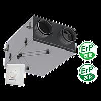 Приточно-вытяжная установка с рекуперацией тепла серии vents ВУТ 100 П мини
