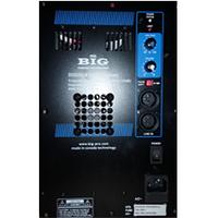 Цифровой встраиваемый усилитель  DIGISUB 700W(8Ohm) (700W/1400W(max))
