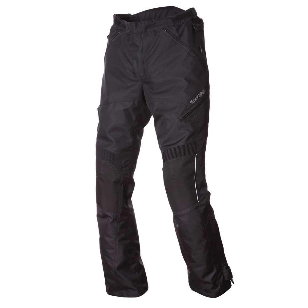 Штани Bering текстильні Interpid чорні, L