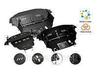 Защита двигателя Джип Ренигейт / Jeep Renegade 2014-