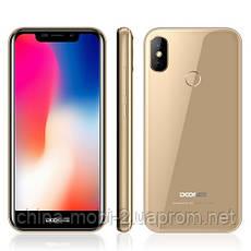 Смартфон Doogee X70 16GB. Три цвета: Black, Blue, Gold, фото 3