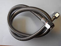 Шланг для газа Gassa 1/2х1/2 ВВ 0.8м