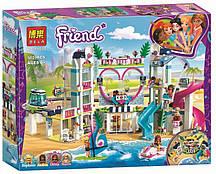 "Конструктор Bela 11035 ""Курорт Хартлейк Сити"" (аналог Lego Friends 41347), 1029 дет."
