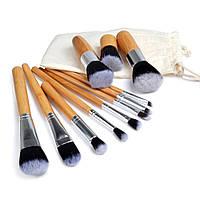 Набор кистей для макияжа EcoTools 11 шт