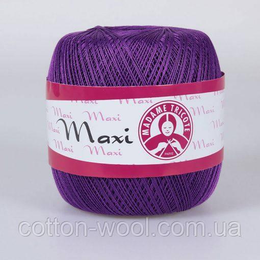 Maxi (Макси) 100% мерсеризованный хлопок 4937