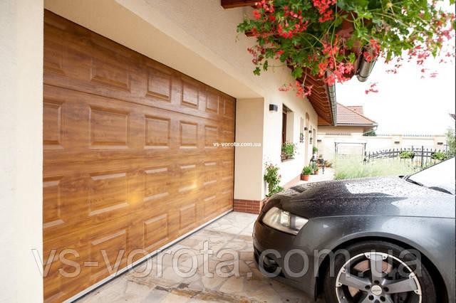 Изготовление ворот - промышленные и гаражные системы, серия Алютех Классик, цены от 18600 грн