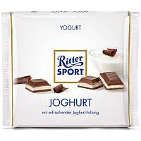 Шоколад молочный Ritter Sport Joghurt,100г