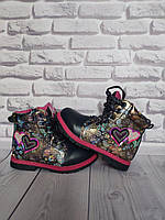 Утепленные ботинки Ytop