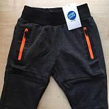 Десткий спортивные штаны двунитка Glo-Story 92-122/128 p.p., фото 4