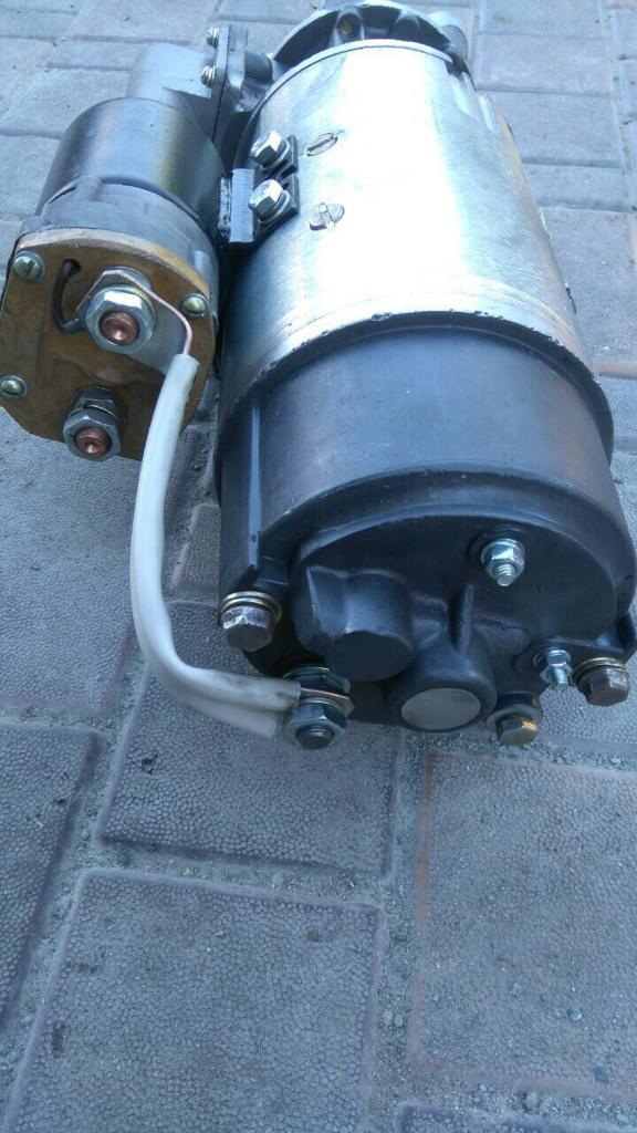 Стартер для электродвигателя постоянного тока  ЯМЗ (СТ 25.01.3708)