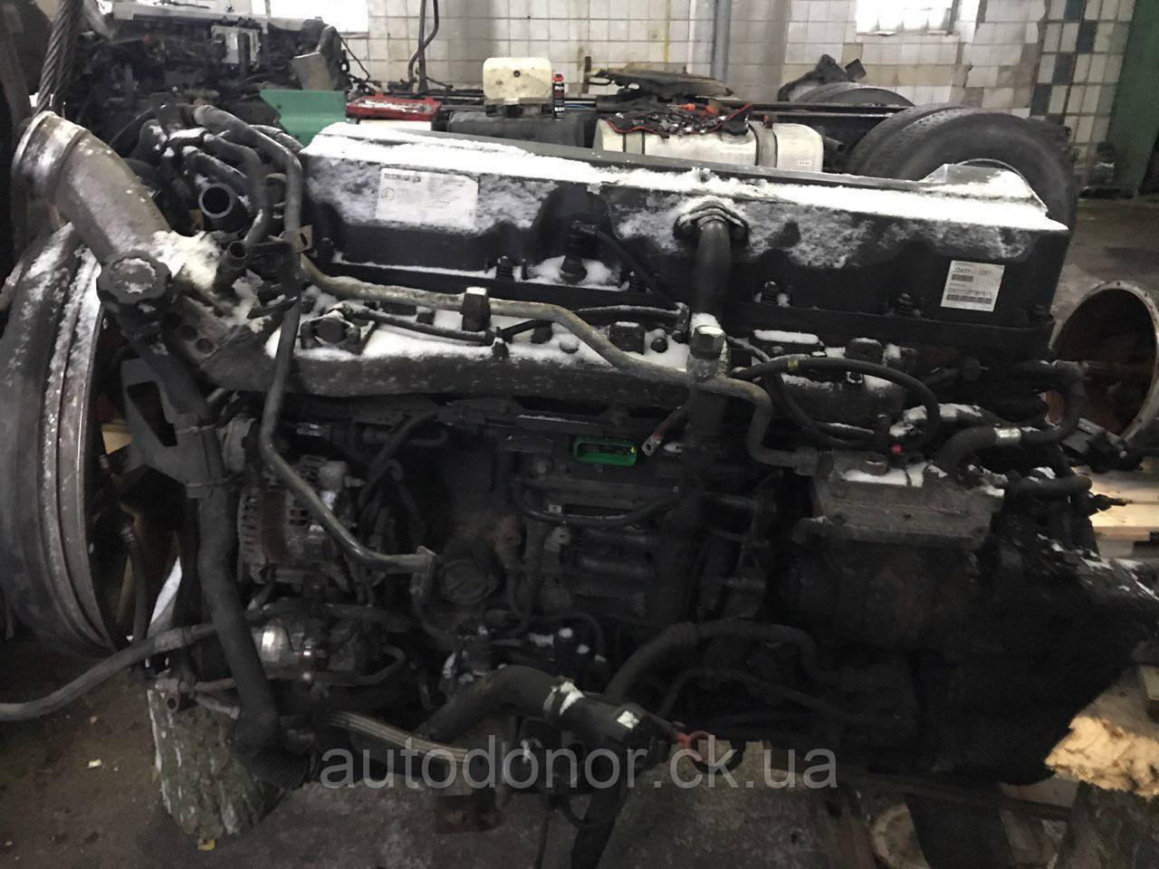 ✅ Двигатель на Renault Premium Dxi 11 450-EC06B