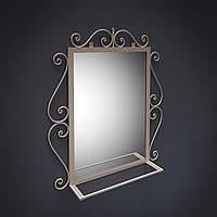 Зеркало кованное Амбер