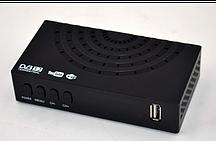 Ресивер ТВ  цифровой T2 Terrestrial T2