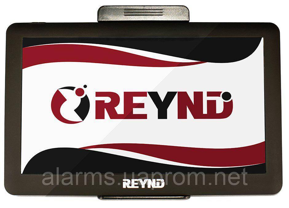 Навигатор Reynd K710 Pro TIR Igo Primo Truck Q2 2019  Козырек в подарок!