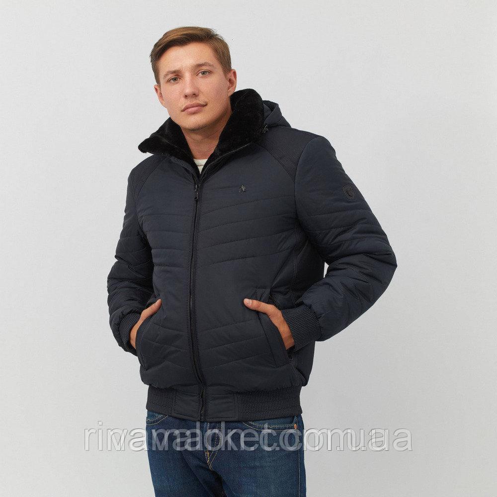 9745b54ff9d Зимняя мужская куртка под резинку