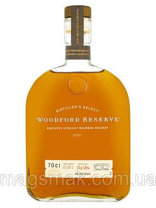Виски Woodford Reserve / Вудфорд Резерв 43% 0.7л, фото 2
