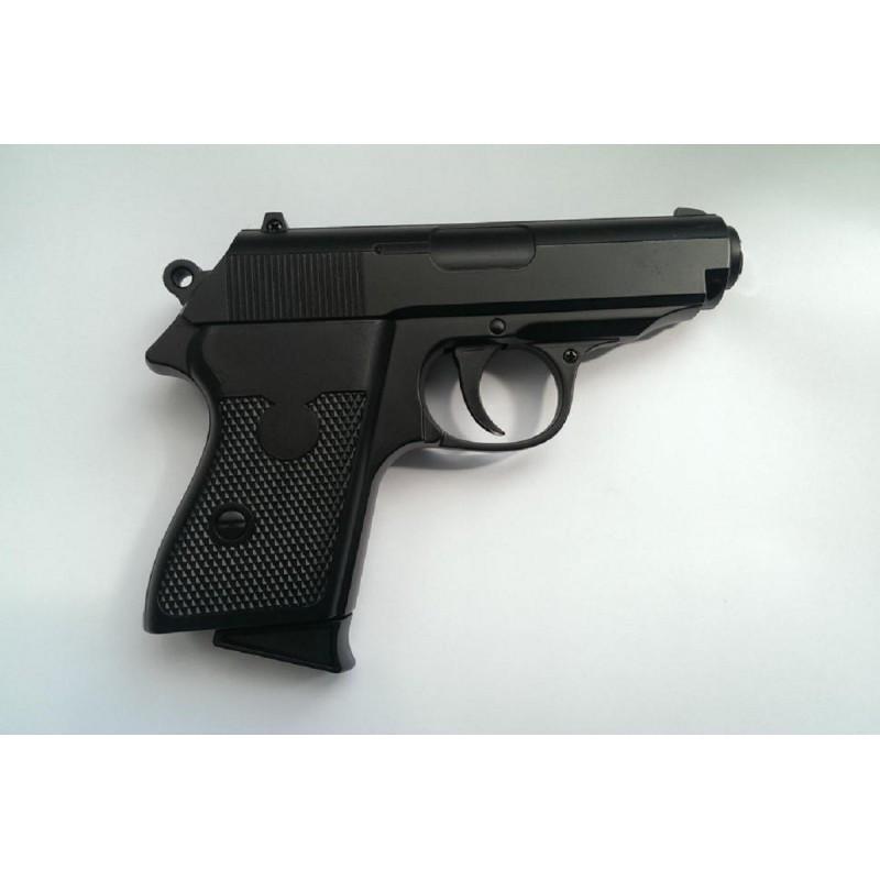 Пистолет CYMA ZM02 металлический на пульках