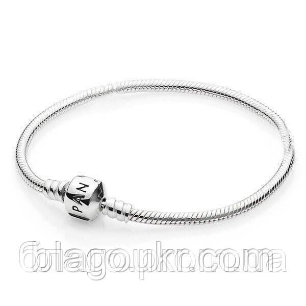 Серебряный браслет Пандора, Классический браслет Pandora 925 пробы
