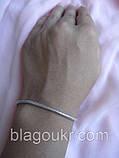 Серебряный браслет Пандора, Классический браслет Pandora 925 пробы, фото 7