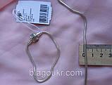 Серебряный браслет Пандора, Классический браслет Pandora 925 пробы, фото 10