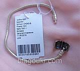 Серебряный браслет Пандора, Классический браслет Pandora 925 пробы, фото 5