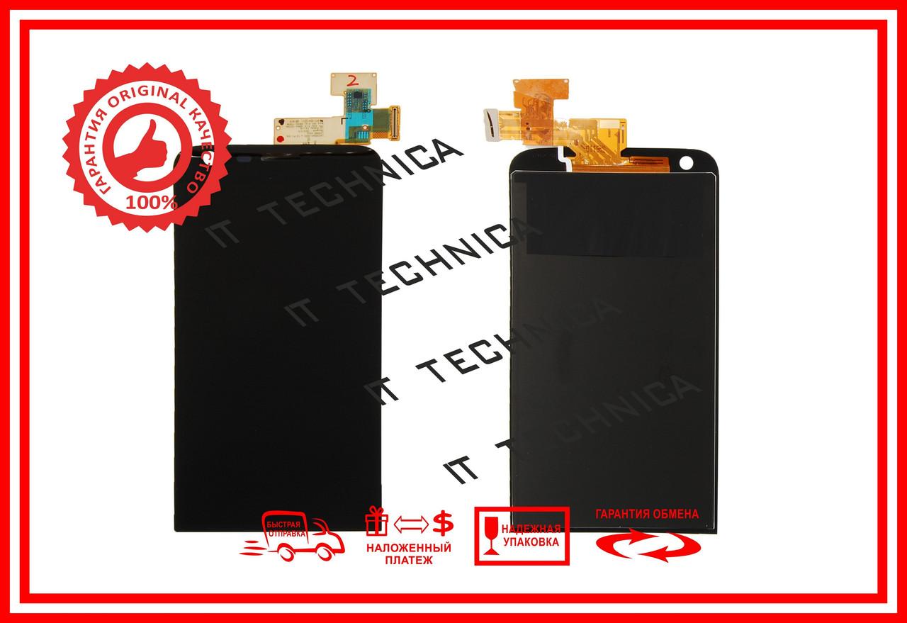 Тачскрин+матрица LG G5 H820 H830 Черный ОРИГИНАЛ