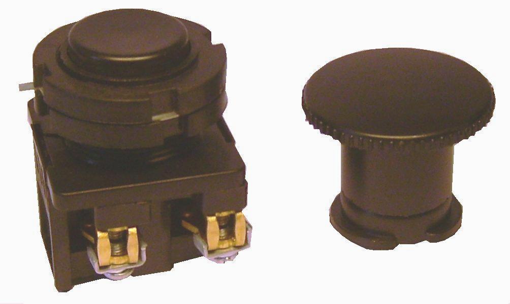 Кнопка КЕ-041 исполнение 3 черная