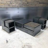 Кофейный комплект стулья и столик
