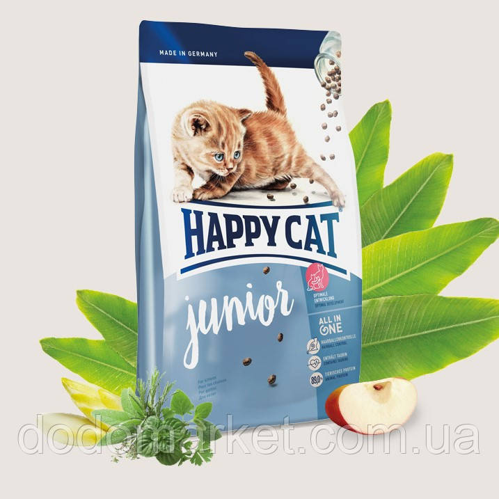 Сухой корм для котят Happy Cat Supreme Junior 1.8 кг
