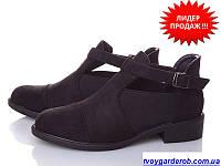 Модные туфли-полуботинки женские р.36-41 (код 2483-00) 63bca6fa60cf5
