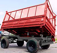 Тракторные прицепы (самосвалы, зерновозы) 2ПТС-6