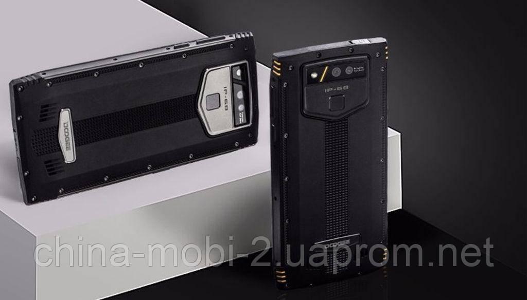 Смартфон Doogee S50 6/128Gb IP68. Цвета: черный, оранжевый