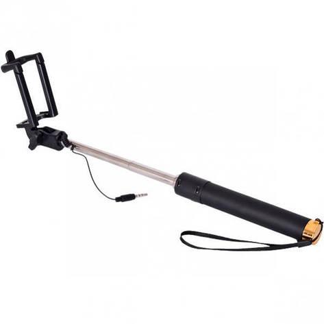 Палочка для Селфи, черная 78 см                        SSlb1, фото 2