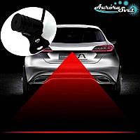 Противотуманный лазер для автомобиля, габаритный фонарь, стоп сигнал. ЛИНИЯ.