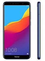 "Смартфон Huawei Honor 7A Play 2/32Gb Blue, 13/8Мп, 5.7"" IPS, 2SIM, 4G, 3000мА, Snapdragon 430, 8 ядер"