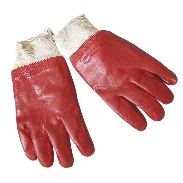 Перчатки МБС красные, синие