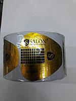 Salon SP-0404 золотые 500шт.  формы для наращивания