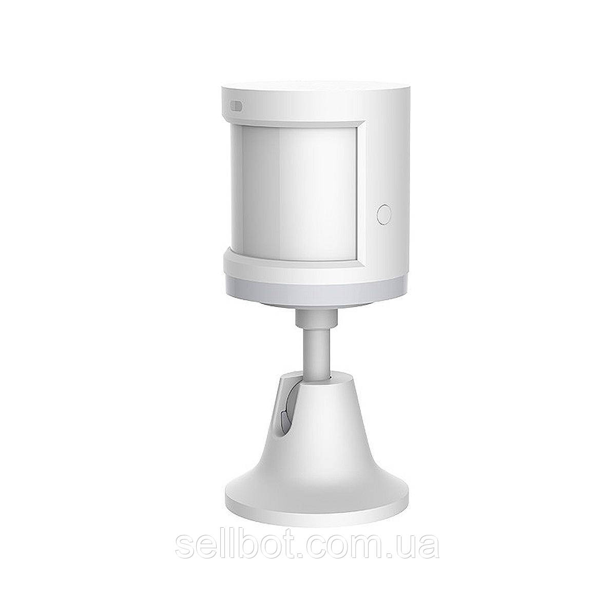 Датчик руху Xiaomi Aqara Human Body Sensor Smart HomeKit Wireless ZigBee (датчик движения)