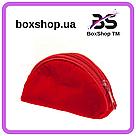 Кошелек подарочный Бархат красный 7,5*3*4,5 см, фото 2