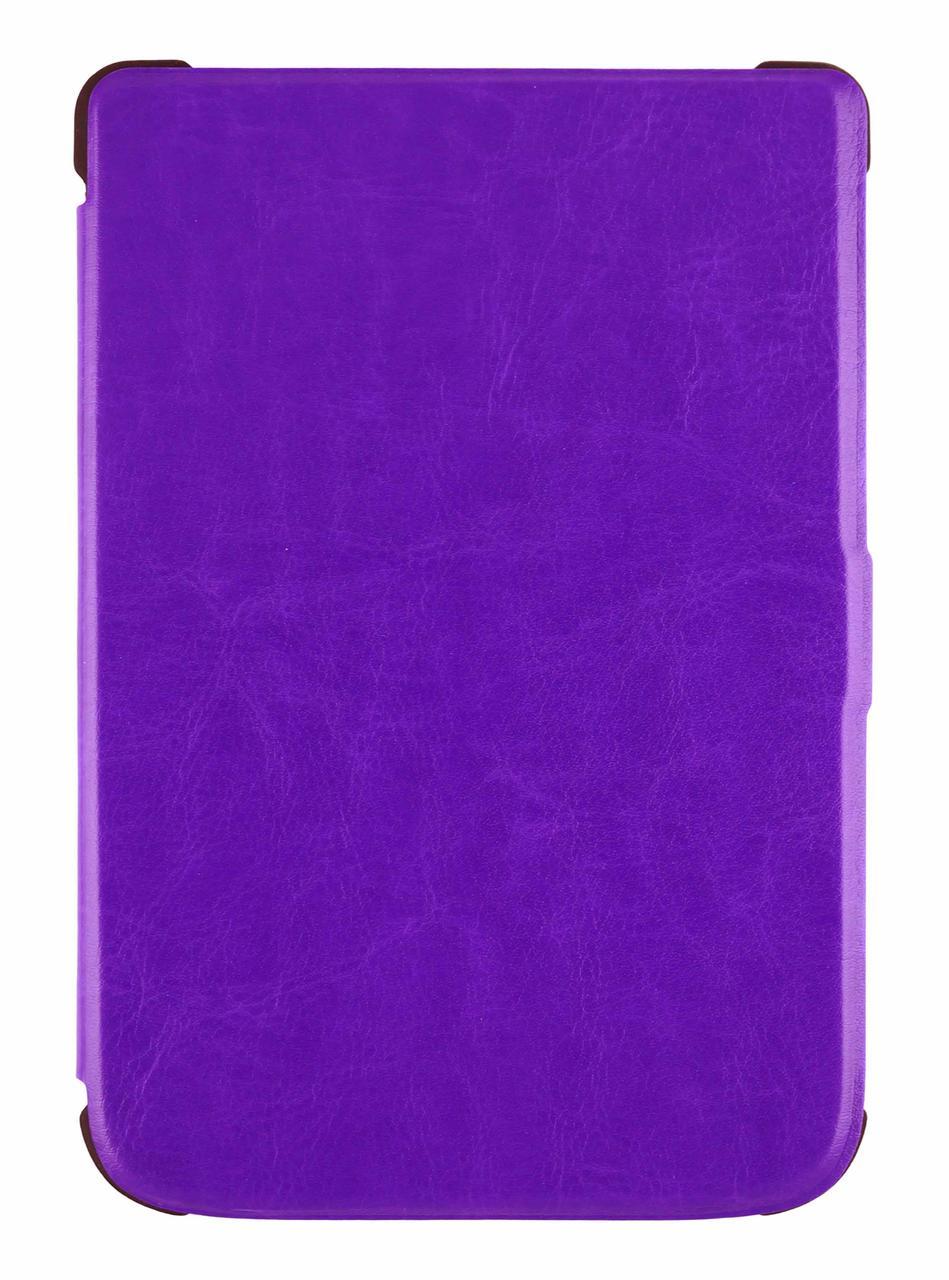 Фиолетовый чехол для PocketBook 633 Color