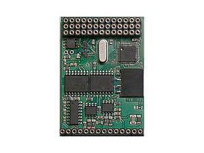 Мезонинный модуль MR-0105 для коммуникационного интерфейса RS-232, RS-485