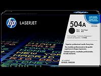 Заправка картриджа HP CM3530, CP3525 black (CE250A) в Киеве